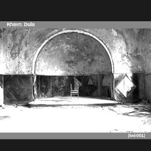 Cover of Khavn- Dula (krd-001)