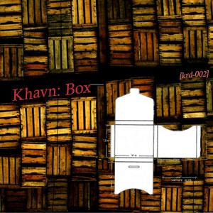 Cover of Khavn - Box (krd-002)