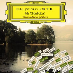 Khavn - Feel (Songs for the 4th Chakra) krd-003