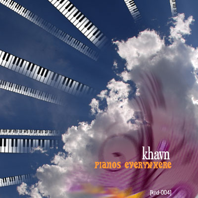 Cover of Khavn- Pianos Everywhere